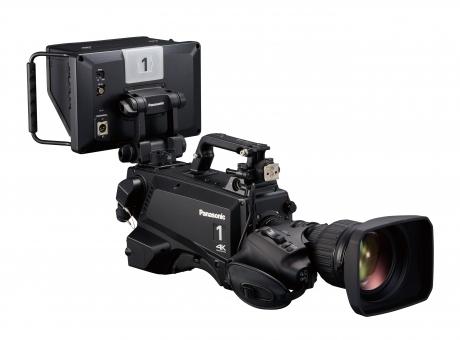 Studio Camera with View Finder HK-HVF100