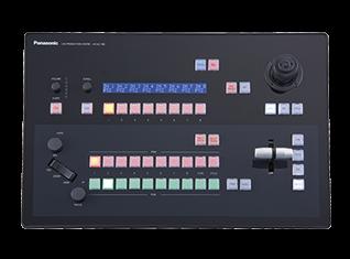 AV-HLC100 The Live Production Center Streaming Switcher