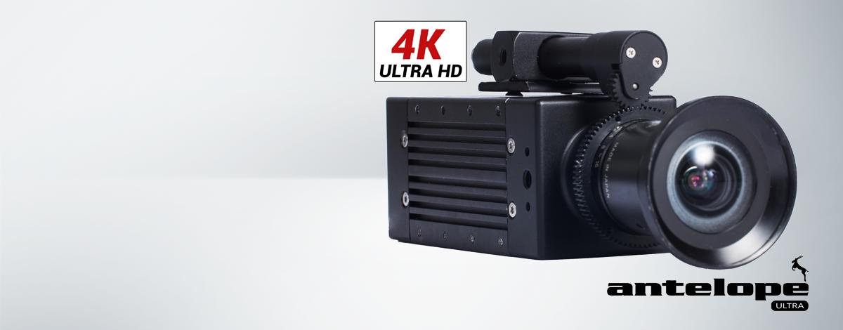 Antelope Ultra 4K Broadcast POV micro camera