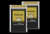 expressP2 Cards B Series<br>AU-XP0256BG & AU-XP0512BG